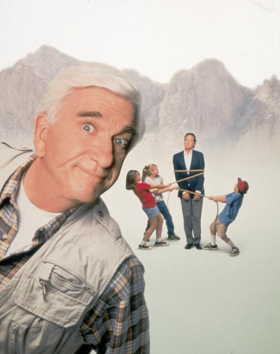 Poplach v skautském táboře (1997)