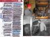 Na koláži je stránka z diáře Pavla Melounka, kterou mi v roce 2001 Pavel věnoval. Je v ní nepřeškrtaný poslední úkol, který Pavel ten den měl: schůzka se mnou v kavárně Piano, ve stejné kavárně v přítomnosti Vladimíra Drhy 1.9.2010 zemřel. Jan J. Vágner