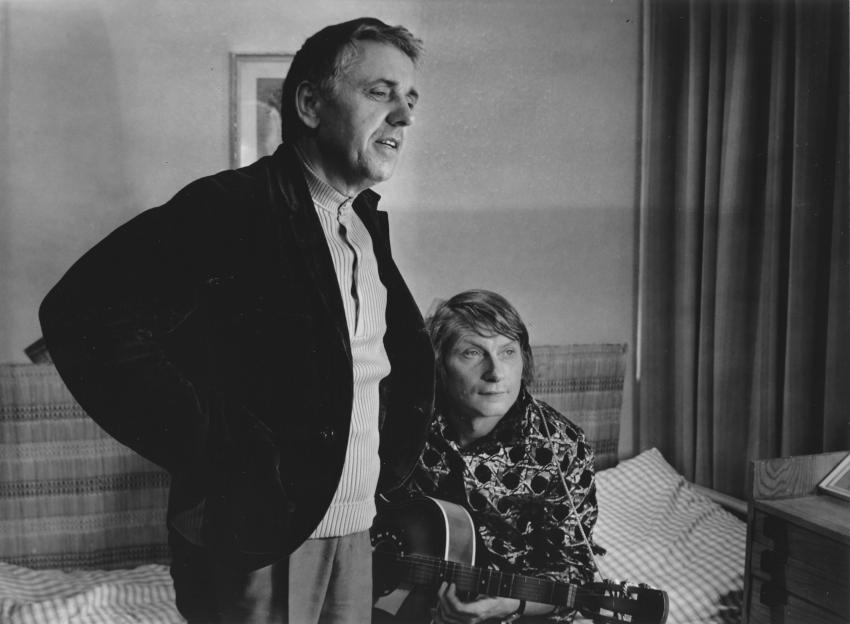 Václav Babka a Josef Dvořák
