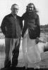 Garrett Fort a Meher Baba v indickém Nashiku, 1937