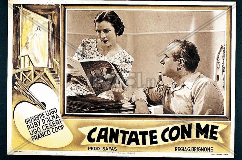 Zpívejte se mnou (1940)