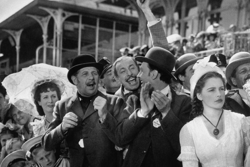 Tak hrával šraml (1944)
