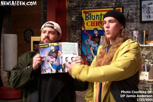 Jay a Mlčenlivý Bob vrací úder (2001)