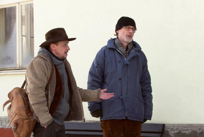 Ondřej Malý a Jan Hartl