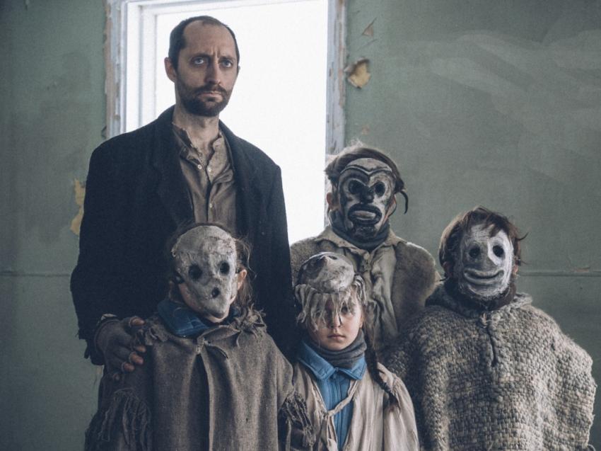 Antologie města duchů (2019)