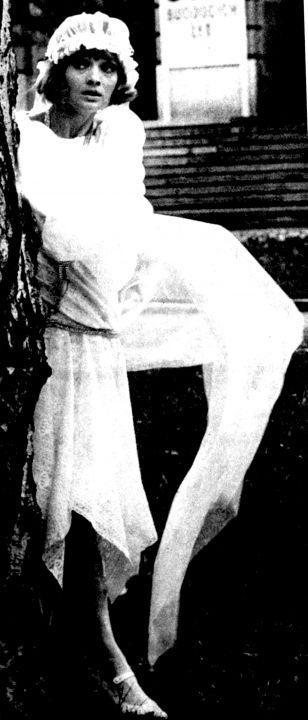 Slečna Golem (1972)