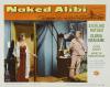 Naked alibi (1954)