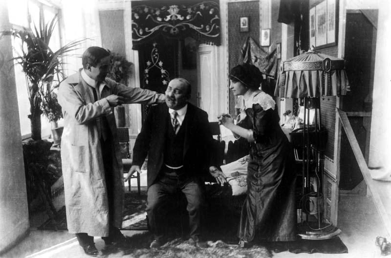 Zub za zub (1913)