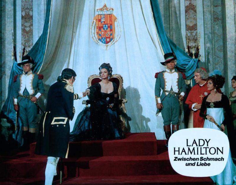 Lady Hamiltonová (1968)