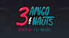 3 Amigonauts (2017) [TV seriál]