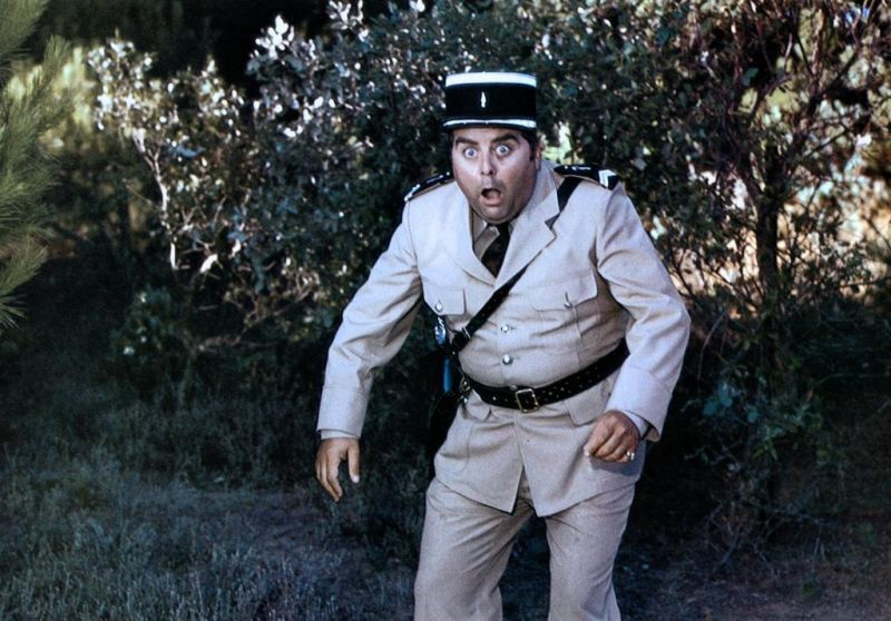 Četník a mimozemšťané (1978)