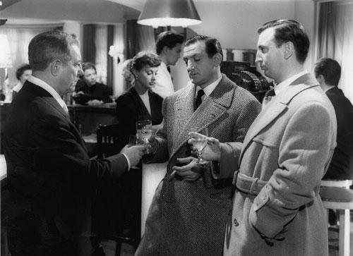 Prosťáček se bouří (1961)