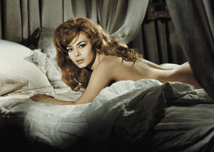 Báječná Angelika (1964)