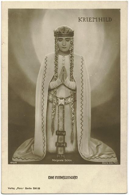 Nibelungové - Kriemhildina pomsta (1924)