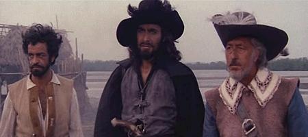 Černý korzár (1976)