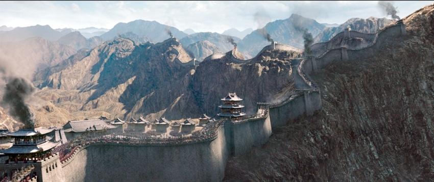 Velká čínská zeď (2016)