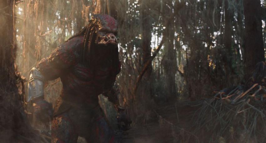 Predátor: Evoluce (2018)