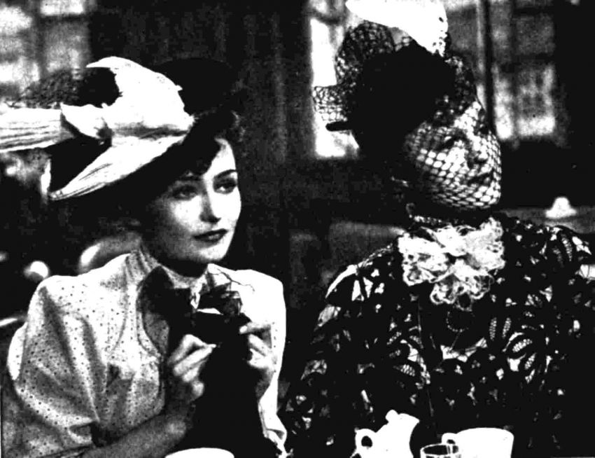 Noční motýl (1941)