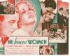 He Knew Women (1930)
