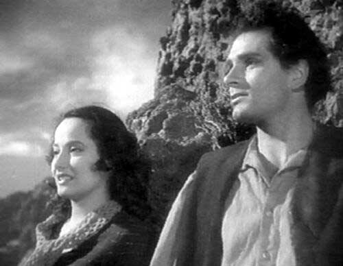 Merle Oberon Laurence Olivier
