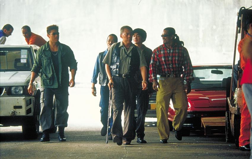 Do poslední kapky krve (2000)