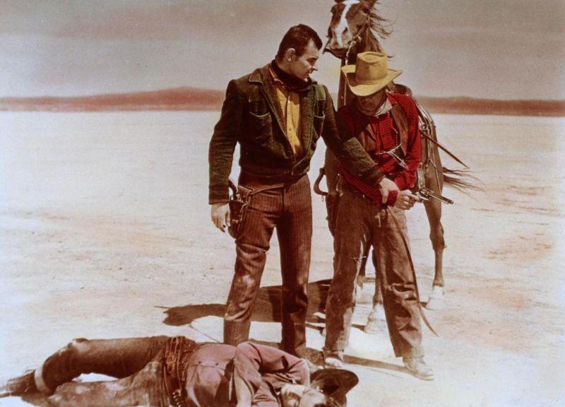 Zlato z Nevady (1954)