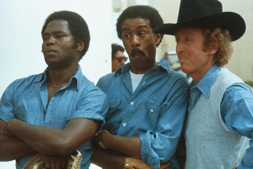 Blázni ve vězení (1980)