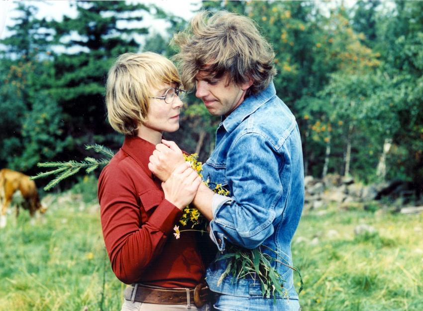 Léto s kovbojem (1976)