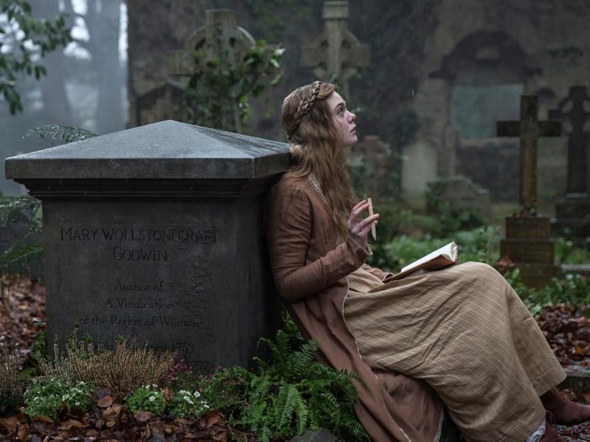 Mary Shelleyová (2017)