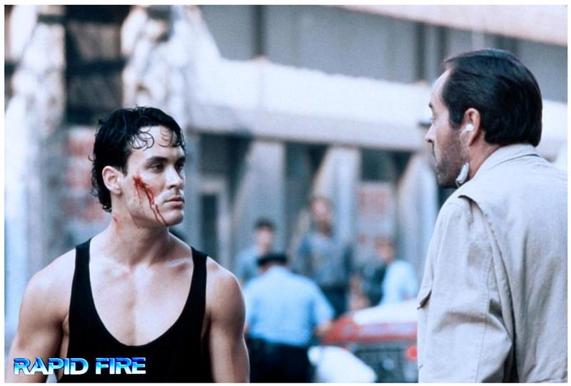 Rychlý jako blesk (1992)