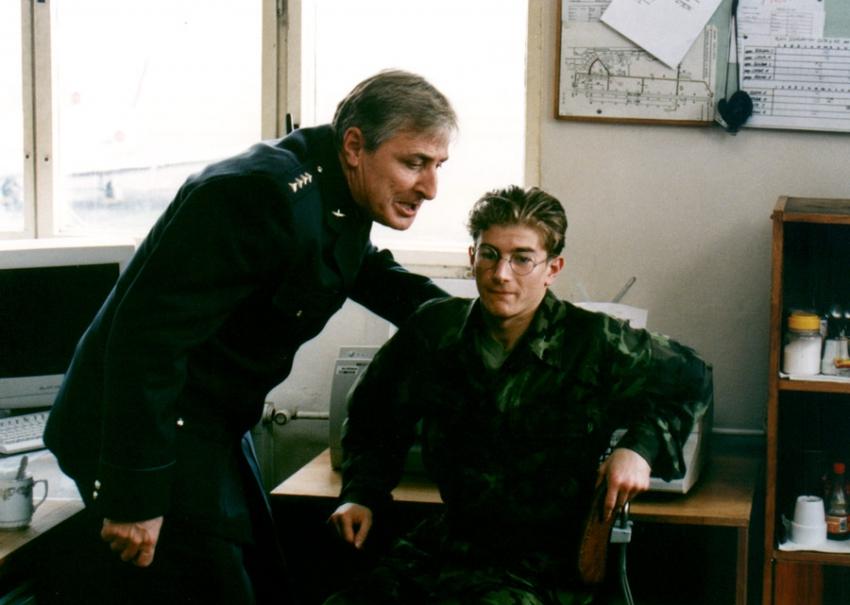 Karel Heřmánek a Jakub Zdeněk