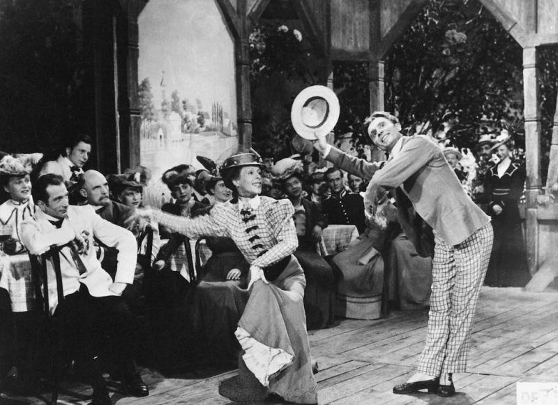 Život v kanafasu (1949)