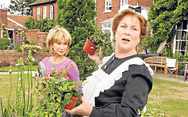 Zločiny v zahradách (2003) [TV seriál]