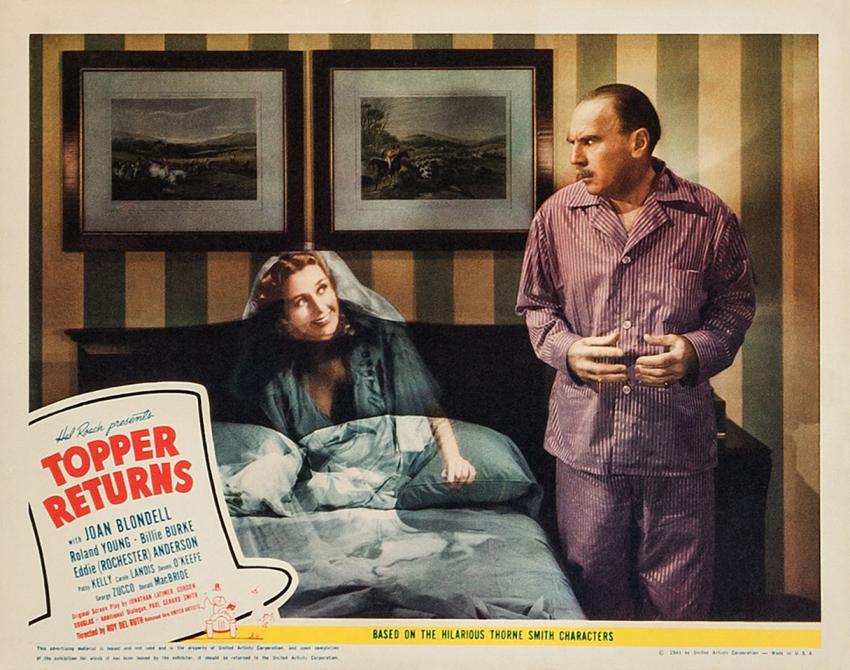 Topper se vrací (1941)
