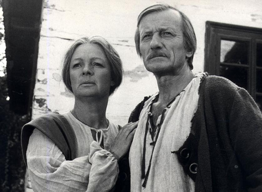 Jana Hlaváčová a Radoslav Brzobohatý