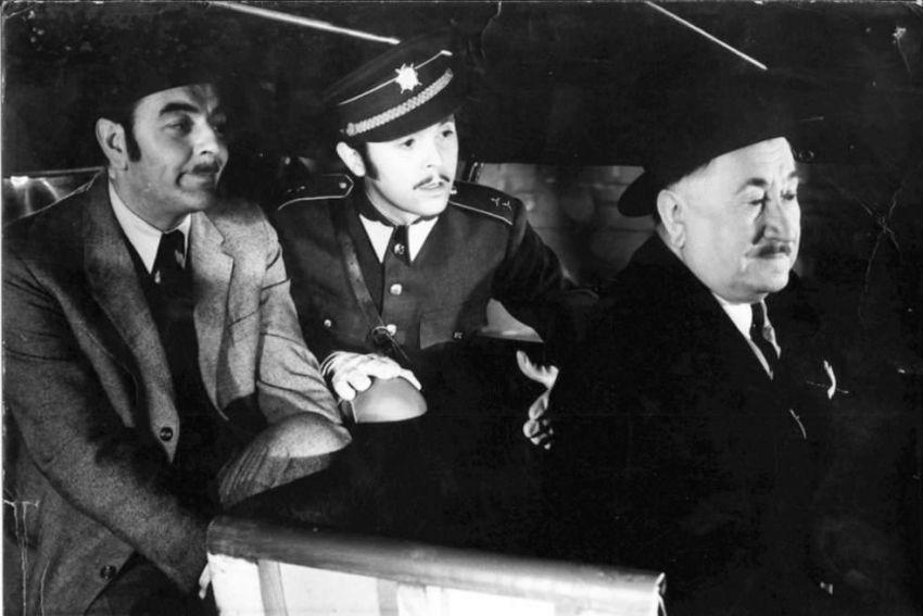 Josef Bláha, Josef Abrhám a Jaroslav Marvan