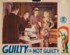 Guilty or Not Guilty (1932)