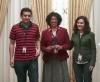 Julio Hernandez Cordon, Teresa Toledo a Gabriela Mendez