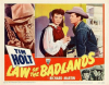 Law of the Badlands (1950)