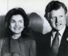Jacqueline Kennedy a Edward Kennedy