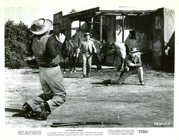 Hallidayův cejch (1957)