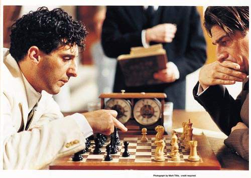 Lužinova obrana (2000)