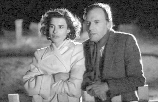 Jean-Louis Trintignant a  Fanny Ardant