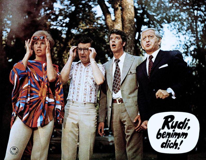 Rudi, chovej se přece slušně (1971)
