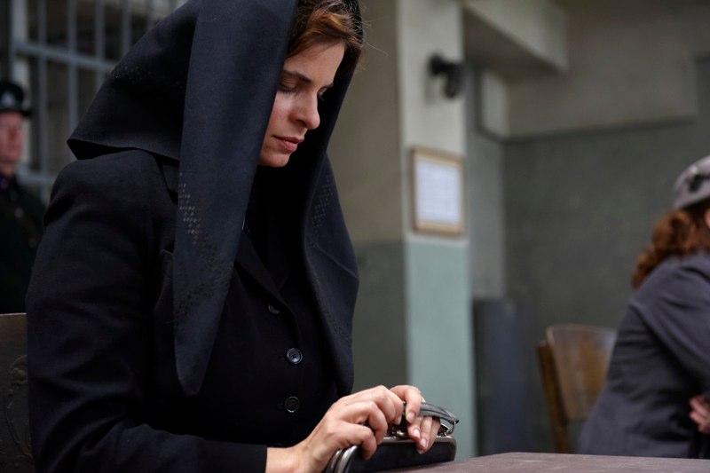 Zuzana Fialová - Vaňková ve vězení