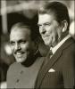 Mohammed Zia Ul Haq a Ronald Reagan