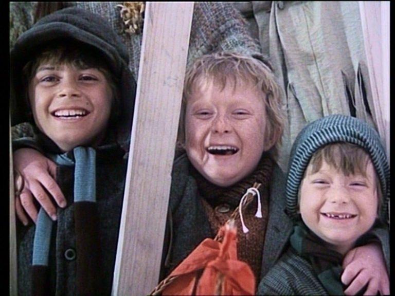 Krakonoš a lyžníci (1980)