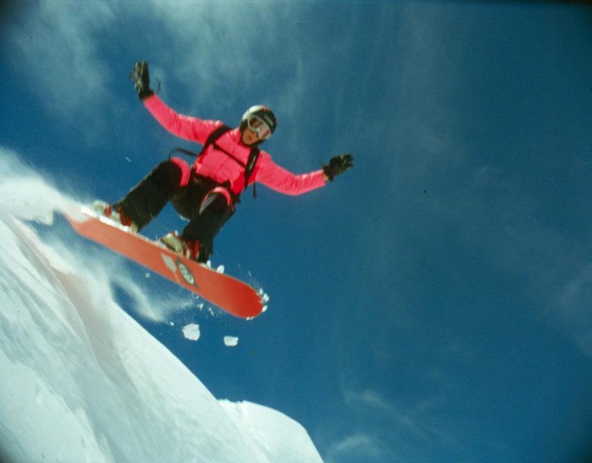 Hladina adrenalinu (2002)