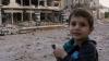 Postříbřená voda, syrský autorportrét (2014)