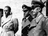 Albert Speer, Karl Dönitz a Alfred Jodl po zatknutí vo Flensburgu